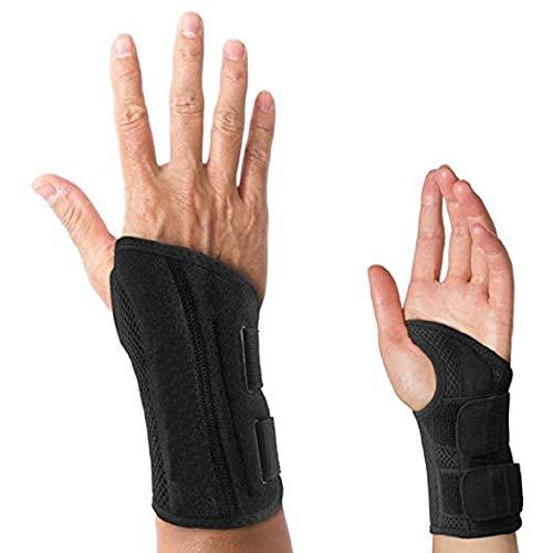 VITTO Handgelenkbandage Stützbandage - für Karpaltunnel, Sehnenentzündung und Arthritis (Link, S/M)