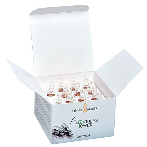 Individual Cosmetics Ampoules Power Whitening