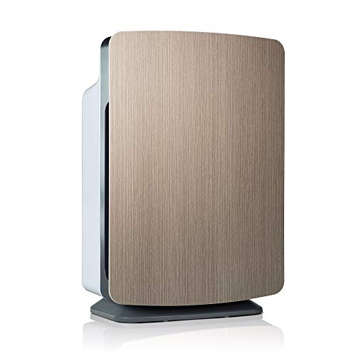 Alen BreatheSmart Classic Large Room Air Purifier, 1100 sqft. Big Coverage Area, True HEPA Filter for Mold, Bacteria, Allergies, Pollen, Dust, Dander and Fur in Weathered Gray