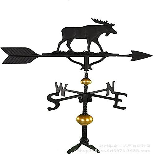 WSZMD Forma De Animales De Hierro Fundido, elk