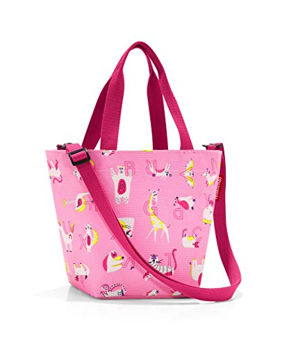 reisenthel shopper XS kids pink Maße: 31 x 21 x 16 cm / Volumen: 4 l