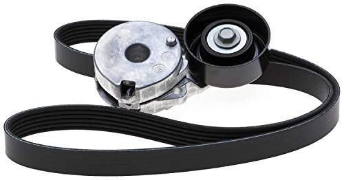 ACDelco ACK060473 Professional Accessory Belt Drive System Tensioner Kit with Belt and Tensioner