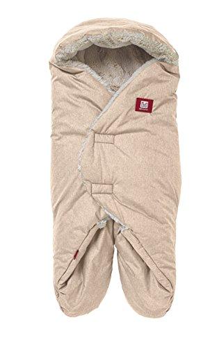 RED CASTLE Babynomade Bébé Couverture Beige Chiné 0-6 Mois