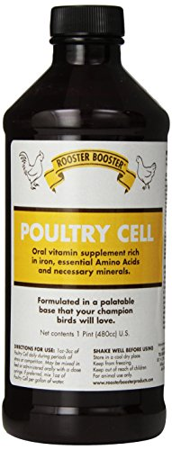 Rooster Booster Poultry Cell, 16-Ounce (038-50401)
