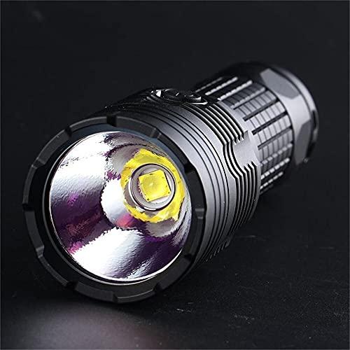 jwj Mini linterna linterna LED más potente, linternas potentes (color emisor: 4000 K)