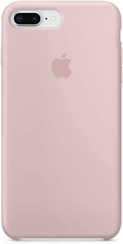 Apple Silicone Case (for iPhone 8 Plus / 7 Plus) - Pink Sand