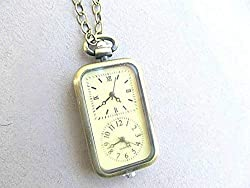 handmade pocket watch ~ 2