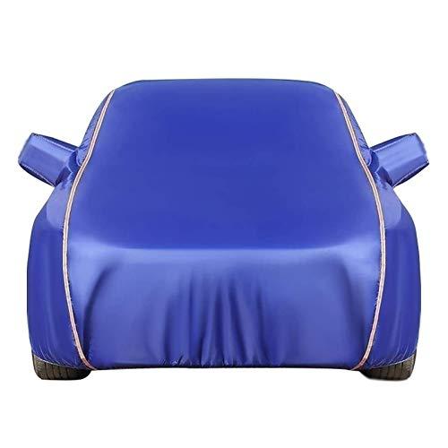 CARCOVER Fundas para Coche Transpirable Compatible con Lamborghini Aventador Cubierta De Coche Exter