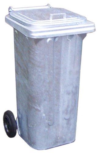 Mülltonne 120 liter Stahl