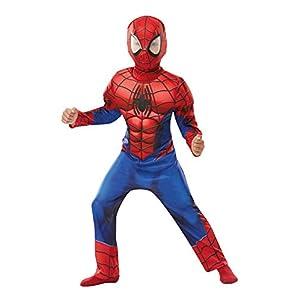Rubie's, costume ufficiale Marvel Spider-Man per bambini, costume da supereroe per bambini