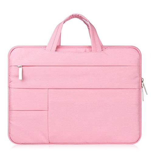 YYXJLG Bolsa de Ordenador,Laptop Sleeve Case Bag for Lenovo Yoga 520 530 510 ThinkPad T480s L480 E485 AMD E490s 14,Pink,All 11 Inch Laptop
