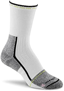 FoxRiver Women's Her Steel-Toe Lightweight Crew Socks
