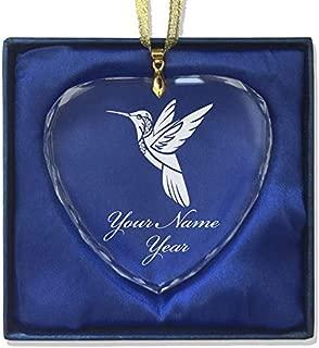 Best personalized hummingbird ornament Reviews