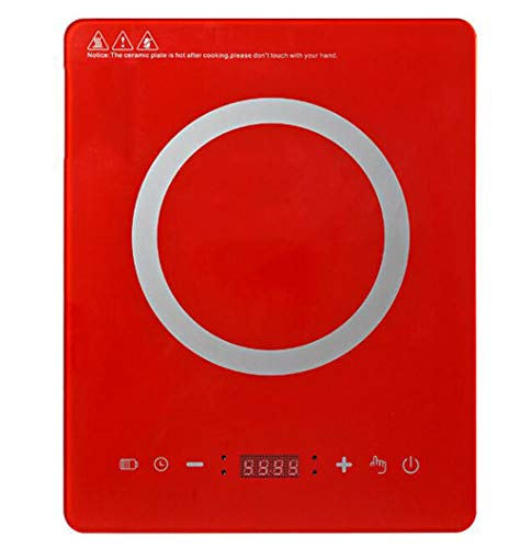 Ustensiles électriques de cuisine de ménage de la plaque de cuisson 2000W de cuisinière à induction