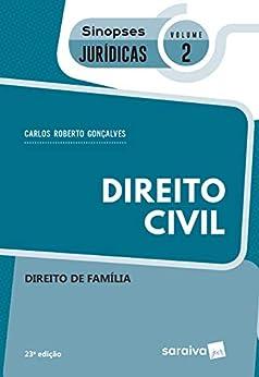 Sinopses - Direito Civil - Direito de Família - Volume 2 - 23ª Edição 2020