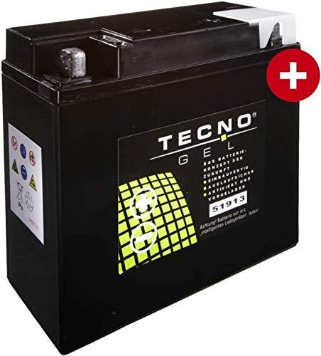 51913 TECNO GEL-Batterie für R 1100 GS Baujahr 1993-1999