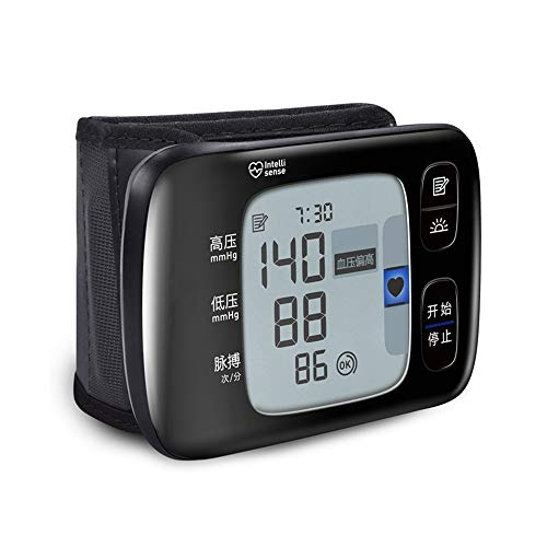 Blood Pressure Monitor Blood Pressure Monitor - Home Care Wrist Bluetooth Automatic Sphygmomanometer Portable Accurate Multi-Function Blood Pressure Monitor Upper arm