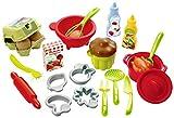 Ecoiffier 2617 - Küchenzubehör, 26-teilig