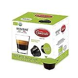 CAFFÈ CAMARDO 30 Cápsulas compatibles para cafetera Nescafé® * Dolce Gusto® * - Mezcla ARABICA BIO ORGANIC - Café certificado orgánico USDA - Made in Italy - 3 cajas de 10 cápsulas