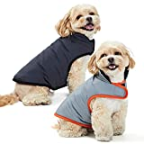 Dog Cold Weather Clothes, Warm Dog Jackets for Small Medium Large Dogs