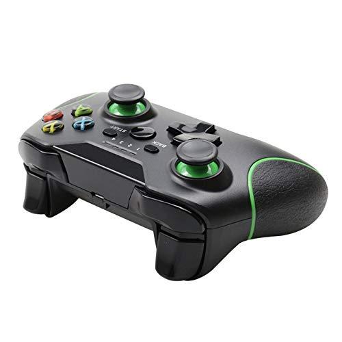 Gamepad Jeu sans Fil Noir et Vert Controller for PC PS3 Controller Android Phone USB Manette Gamepad contrôle QPLNTCQ