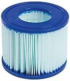 Bestway 58477 - Filtro de Agua Anti-Microbial Tipo VI para Depuradora de Cartucho Lay-Z-Spa
