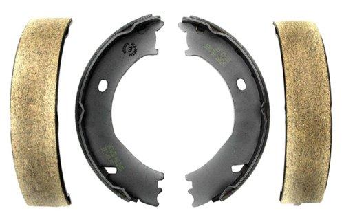 ACDelco 14771B Advantage Bonded Rear Parking Brake Shoe