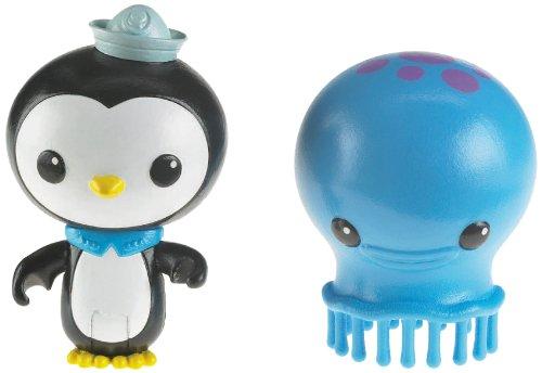 Mattel Octonauts Figura & Peso Paquete Creature