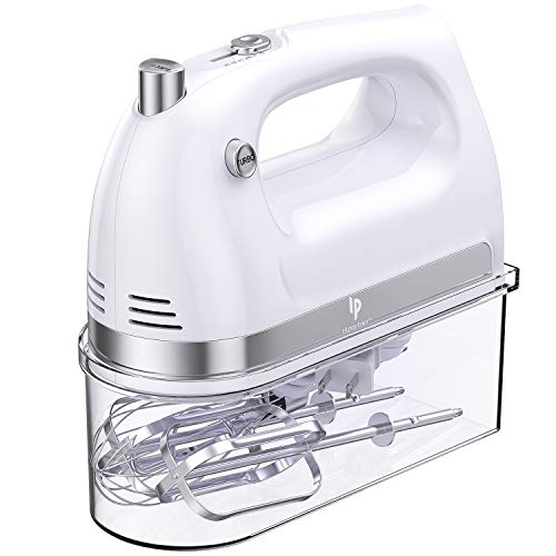 Electric Hand Mixer, 5-Speed