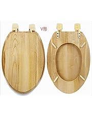 二代目木製便器トイレ洋式マンションDIY(V型)