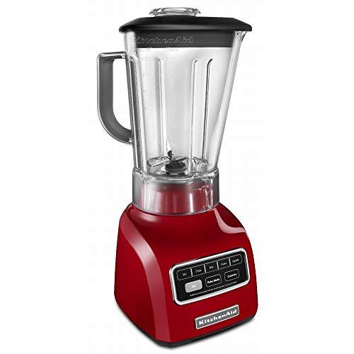 KitchenAid RKSB650ER 5-Speed 650 Series Blender – (Renewed)