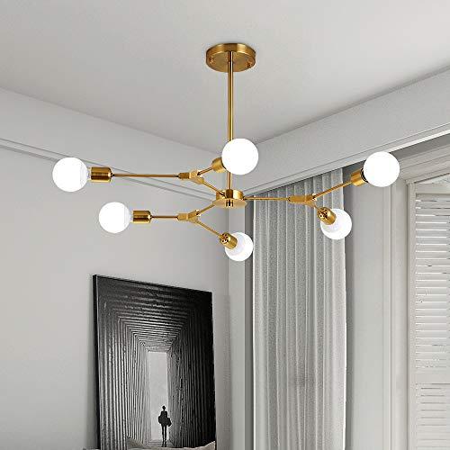 Lámparas De Techo Dormitorio Vintage lámparas de techo dormitorio  Marca SENQIU