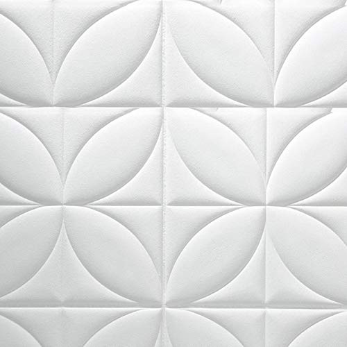 3D Wall Panel Creative Brick Pattern Waterproof Wall Background Sticker Home Decor 70x70cm Pack of 10