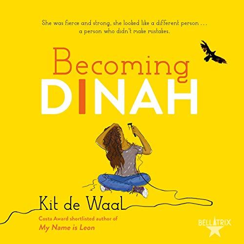 Becoming Dinah cover art