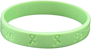 Fundraising For A Cause Celiac Disease Awareness Silicone Bracelet