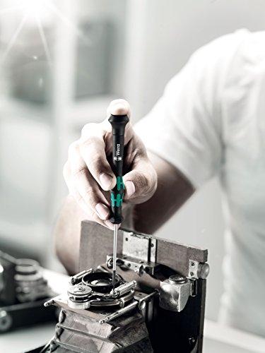 Wera Elektroniker TORX® BO-Schraubendrehersatz 2067/6  + Rack, 6-teilig, 05118154001