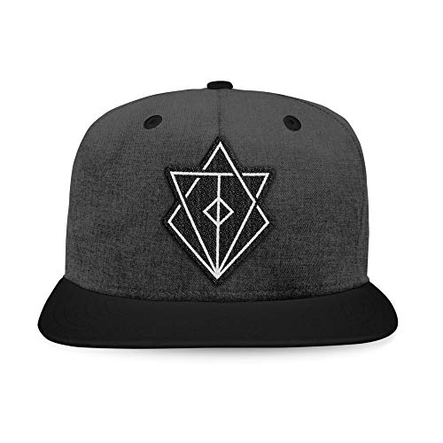 m/-m/ IN FLAMES - Jetserhead Patched Logo - Snapback - Base Cap