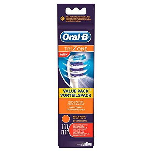 Oral-B Trizone elektrische tandenborstel vervangende koppen - 8 Pack