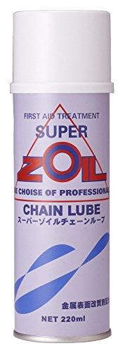 パパコーポレーション『SUPER ZOIL チェーンルーブ』