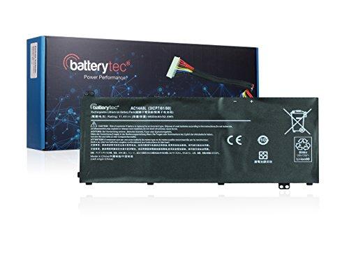 Batterytec® Bateria para Acer Aspire V15 Nitro, VN7 VN7-571 VN7-571G VN7-591 VN7-591G VN7-791 VN7-791G [11.4V 4605mAh,12 Meses de garantía]