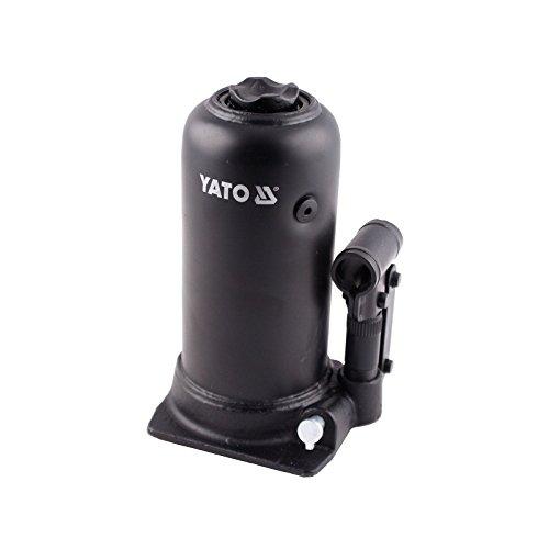 YATO YT-1711 - Gato hidráulico de pistón de Dos etapas 5t