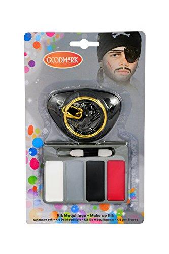 Goodmark Kit de maquillage Piraat