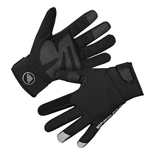Endura Strike - Guanti da ciclismo invernali da uomo, taglia M, colore: Nero