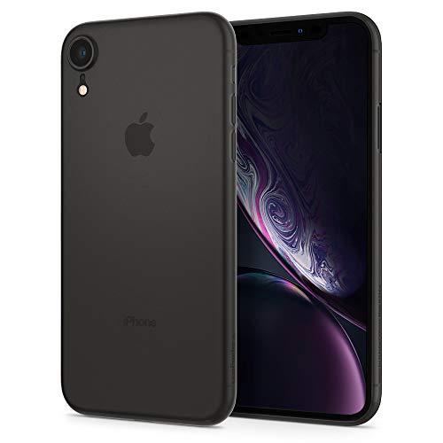 Spigen Funda Air Skin Compatible con Apple iPhone XR - Negro