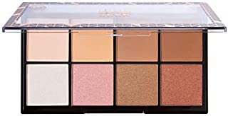 J. CAT BEAUTY 8 Square Palette - Hide & Seek Contour/Highlighter Palette