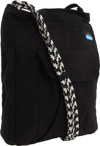 KAVU Sidewinder Bag, Black, One Size