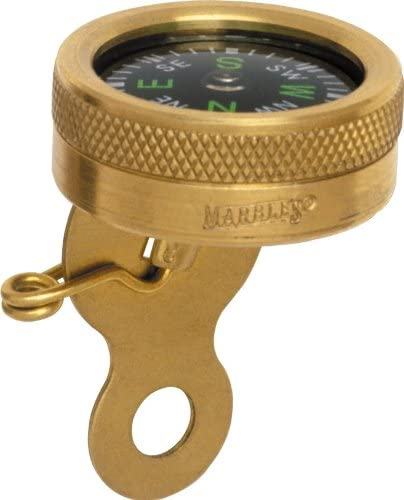 Marbles Sales Pin-On Compass 5 ☆ very popular