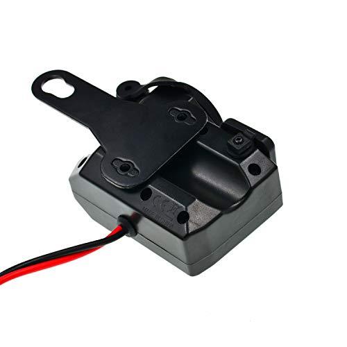 Motorfiets Multifunctionele Waterdichte Sigarettenaansteker Socket USB Universele Mobiele Telefoon Oplader Drie In Een Motorfiets onderdelen te koop