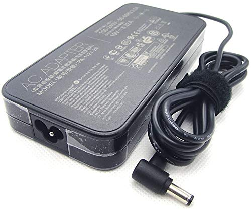 New 19V 6.32A 120W 5.5 X 2.5mm ADP-120RH B Laptop AC Power Adapter Charger Compatible with Asus N56JN N56JR N56VB N56VJ N56VM N56VV N56VZ N56X N56XI N71Ja N71Jq