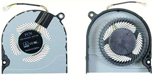 Compatibile per Acer Predator Helios 300 G3-571 G3-572 G3-573 Adatte per Aspire A1314 A1315 A1715 Ricambio CPU Ventola